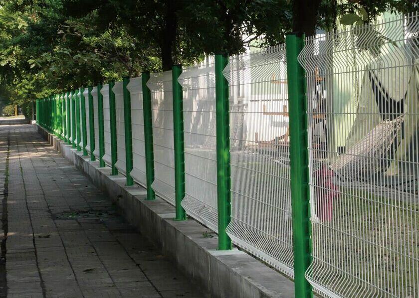 桃形护栏网